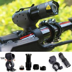 10000lm LED Cycling Bike Bicycle Head Light Flashlight 360°