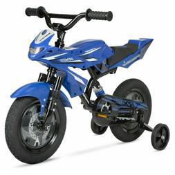 "Hyper 12"" Boy Hyper Speedbike Bike - Blue"