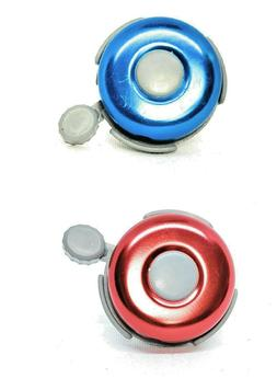 2 Pack New Classic Bicycle Ring Bell Horn for Kids Bike