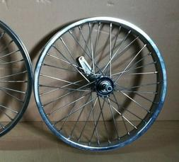 20 inch ONLY REAR Heavy Duty bicycle wheel 10g spokes Coaste