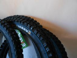 """20"""" x 2.125 """" Bike Bicycle Heavy Duty Tire Knobby MX Mountai"""