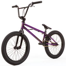 "2020 FIT BIKE CO BMX PRK 20"" BICYCLE TRANS PURPLE 20.25"" Top"