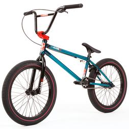"2020 FIT BIKE CO BMX SERIES ONE 20"" BICYCLE TRANS TEAL 20.5"""