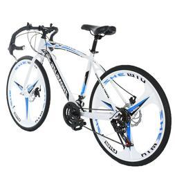 2020 Road Bike Shimano 21 Speed Bicycle 700C Mens Bikes Disc