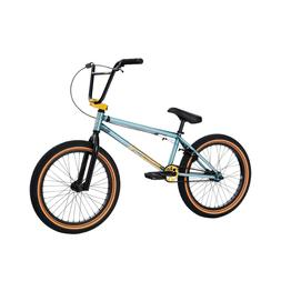 "2021 FIT BIKE CO SERIES ONE 20"" BICYCLE TRANS ICE BLUE BMX B"