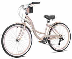 """🚴BRAND NEW🚴Kent 26"""" Bayside Women's Cruiser Bike, Rose"""