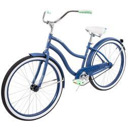 "Huffy 26"" Cranbrook Womens Beach Cruiser Bike Perfect Fit Fr"