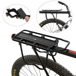 Bike Bicycle Back Rear Pannier Rack Alloy Luggage Carrier Ho