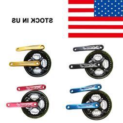 Bicycle Crankset for Mountain Road Bike Crank Sprocket 24/34