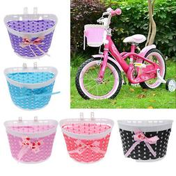 Bicycle Front Basket Bowknot Bike Cycling Pants for Children
