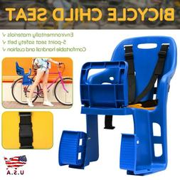Bicycle Kids Child Back Baby Seat Bike Carrier with Handrail