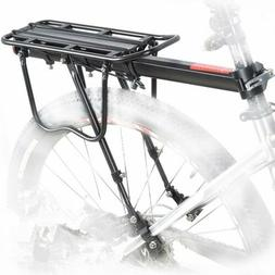 Bicycle Mountain Bike Rear Rack Seat Post Mount Pannier Lugg