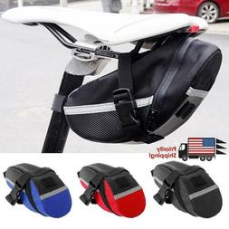 Bicycle Storages Saddle Bag Seat Outdoor Cycling Tail Rear P