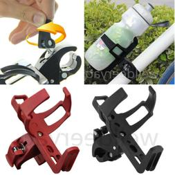 Bicycle Water Bottle Cage Drink Cup Holder Rack Mountain Bik