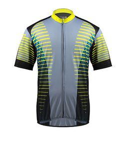 Aero Tech Designs Big Man Cycling Bike Jersey Sublimated El