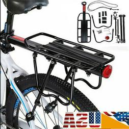 Bike Bicycle Quick Release Carrier Rear Rack Fender Luggage