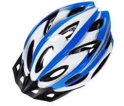 Bike Helmet with Lightweight PC Shell for Road/Mountain/BMX