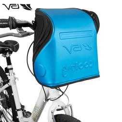 BV Bicycle Front Tube Handlebar Bag Bike Cooler Pouch Insula