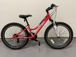 "Schwinn Cimarron Bicycle Youth Red 20"" Wheels Bike"