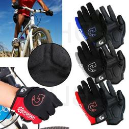 Cycling Gloves Bike Glove Men's Women's Bicycle Full Finger