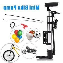 Hand Sport Cycling Bicycle Air Pump Ball Basketball Tyre Soc