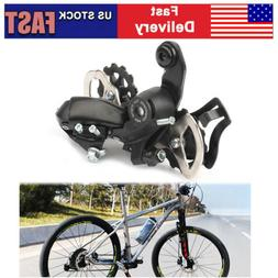 Shimano Tourney RD-TX35 7s 8s Speed MTB Bicycle Black Rear D