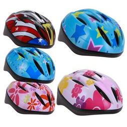 Kids Boy Girls Baby Cycling Bike Skating Board Scooter Safet