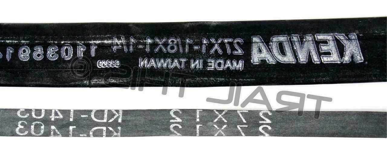 "2-Pack Kenda K35 27x1-1/4"" Set Kit"