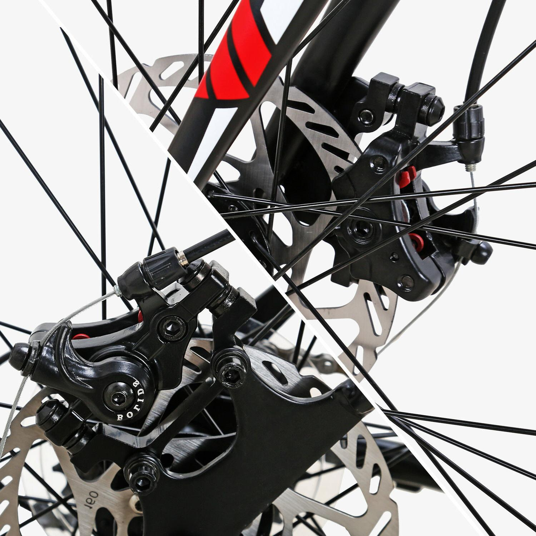 Road Shimano 21 Speed 700C Bikes Brakes