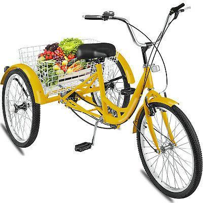 3 wheel bicycle tricycle trike
