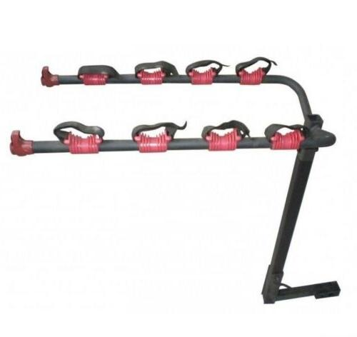 4 bicycle rack hitch mountain