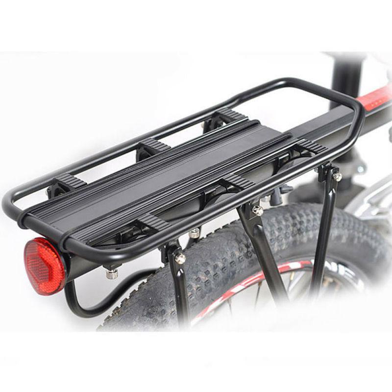 Back Rear Rack Alloy Bike Bicycle Seat Post Frame Carrier Ho