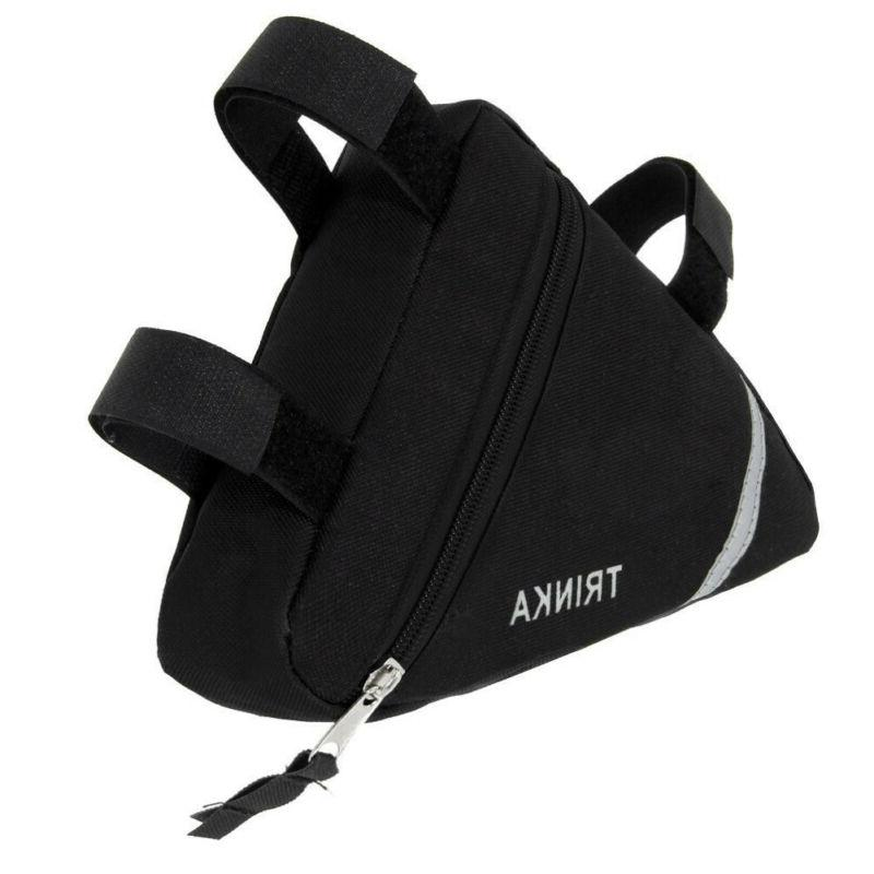 Bicycle Bag Front Tube Frame Pannier