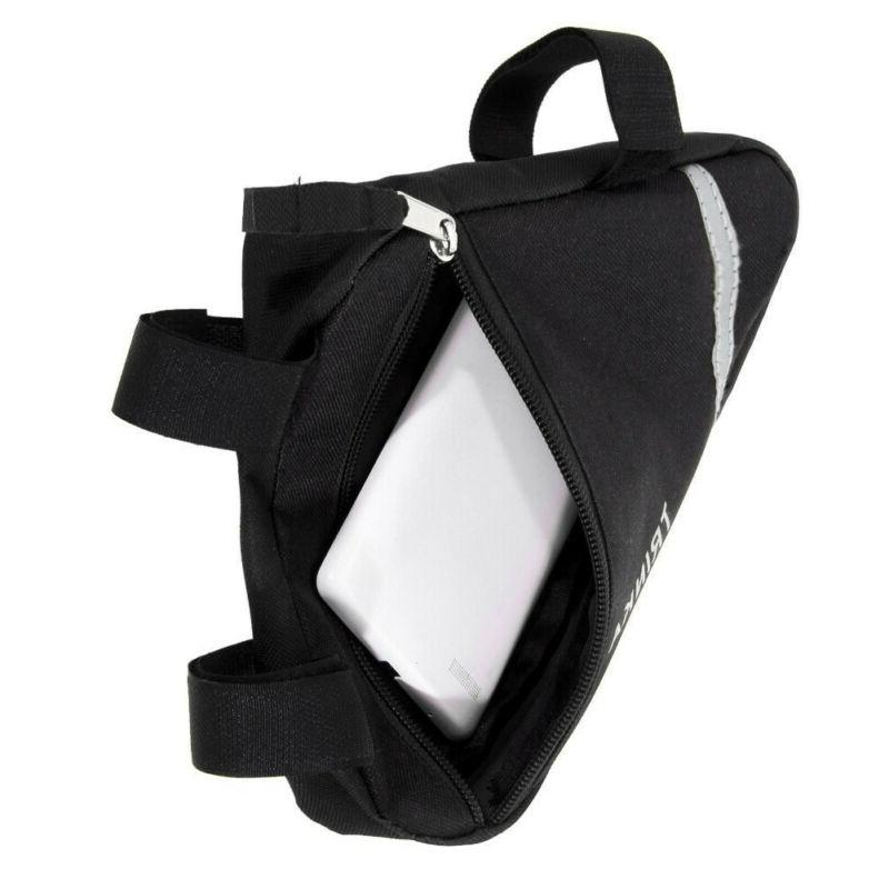 Bicycle Bag Cycling Front Frame Phone