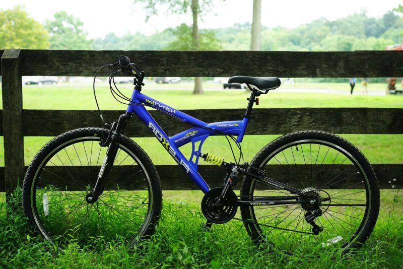 Kent Bike Men's Blue Full Trail New!
