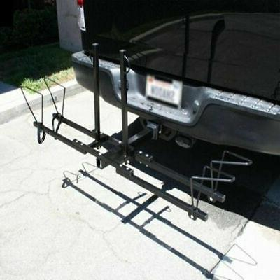 New Heavy Duty Bike Bicycle Hitch Mount Carrier Car