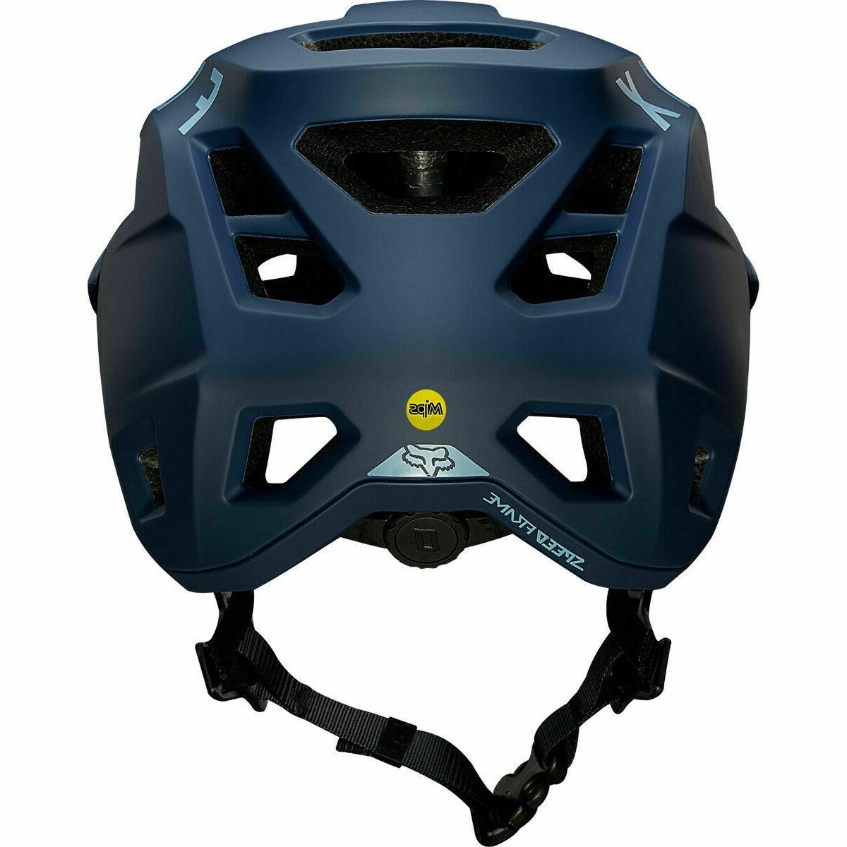 NEW MIPS Downhill MTB Bicycle Helmet Navy Small