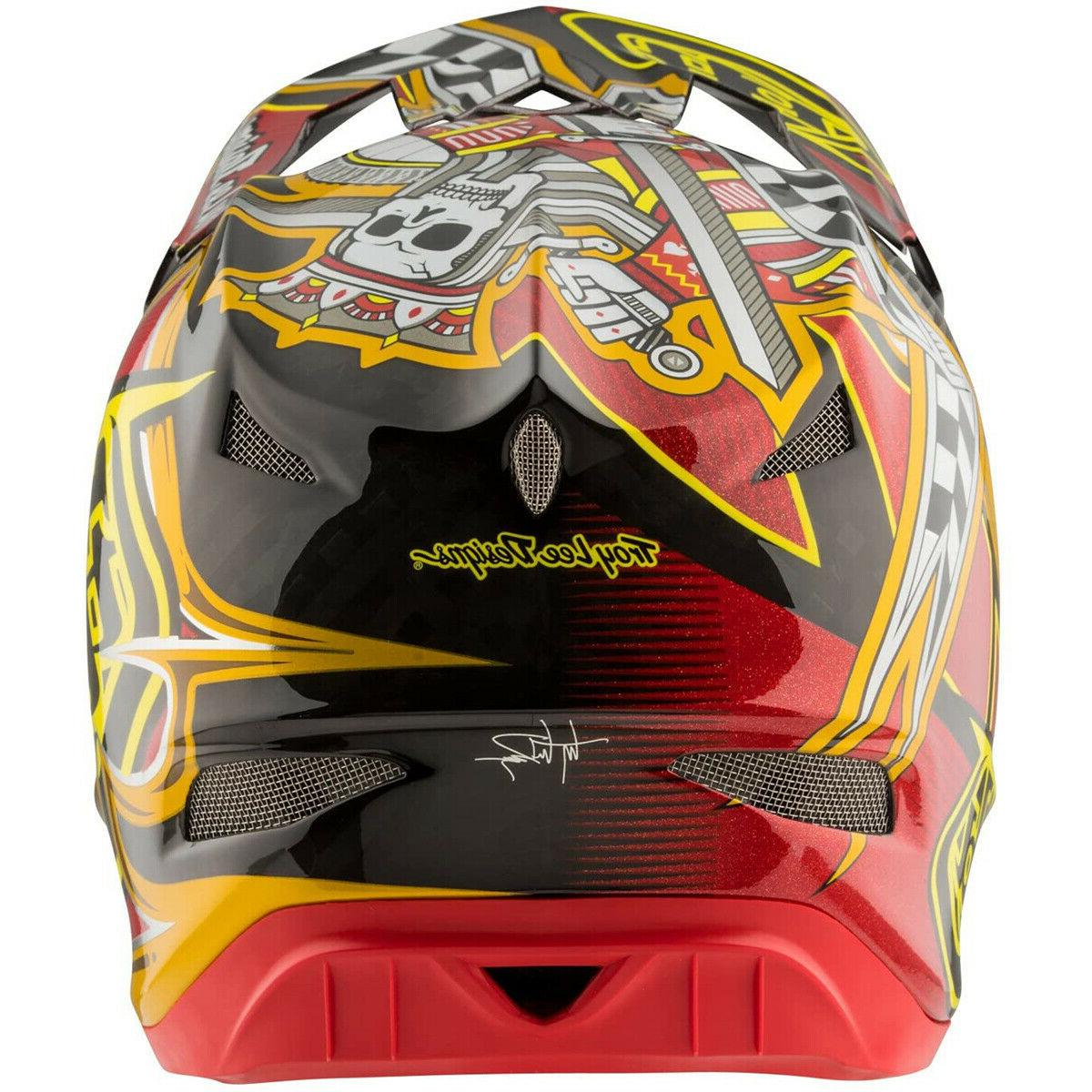 NEW Lee Designs TLD Carbon MTB Helmet
