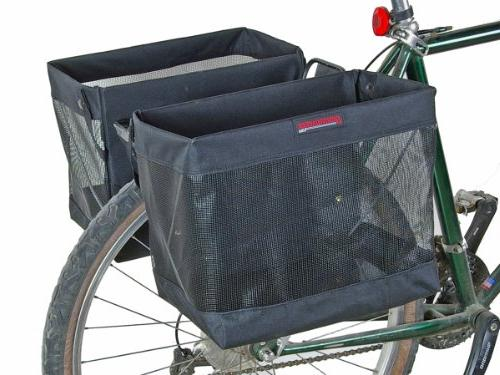 Bushwhacker Omaha - Bicycle Grocery Pannier Cycling Rack Bas