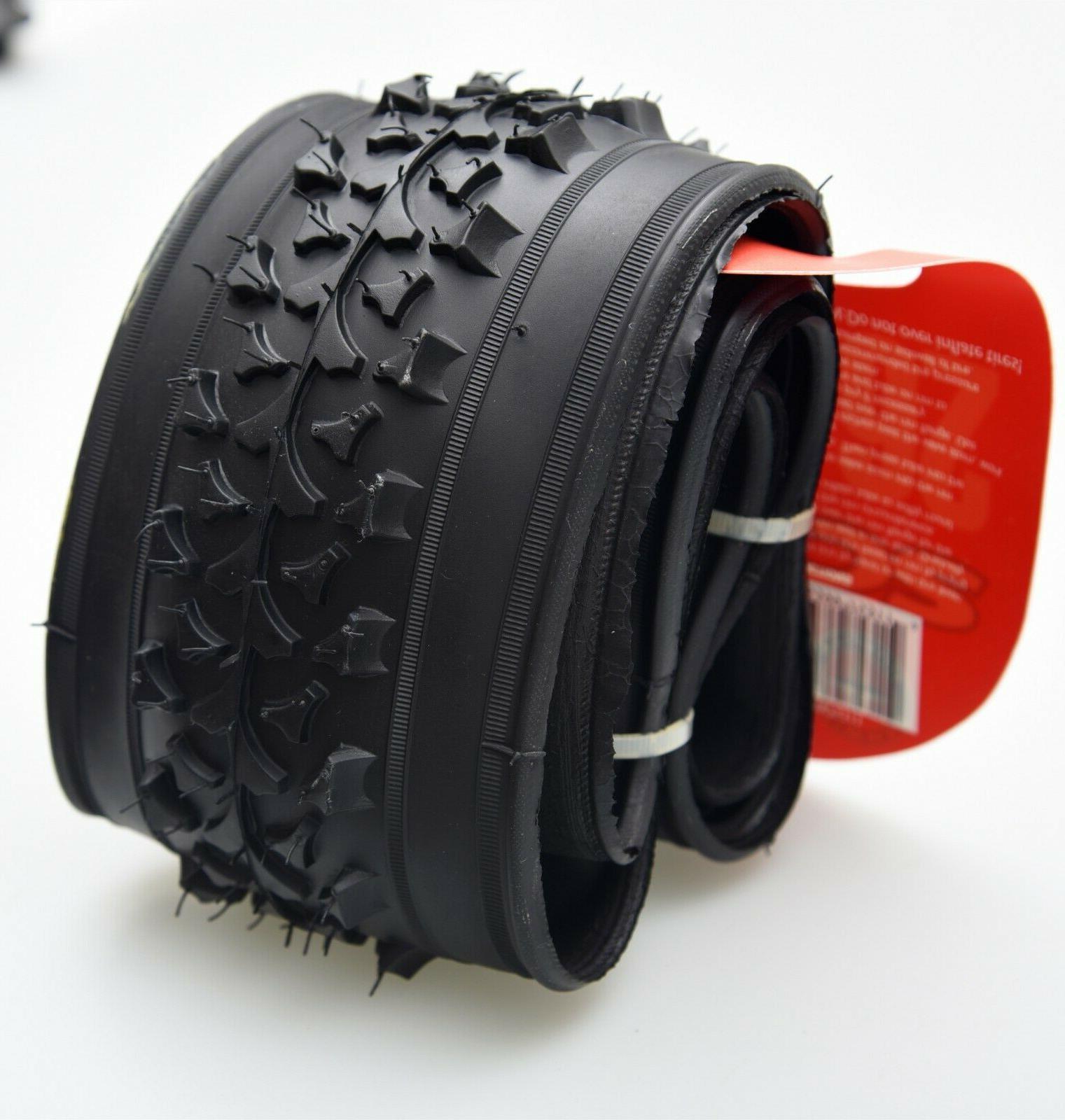 Pair Folding Tires MTB Cycling