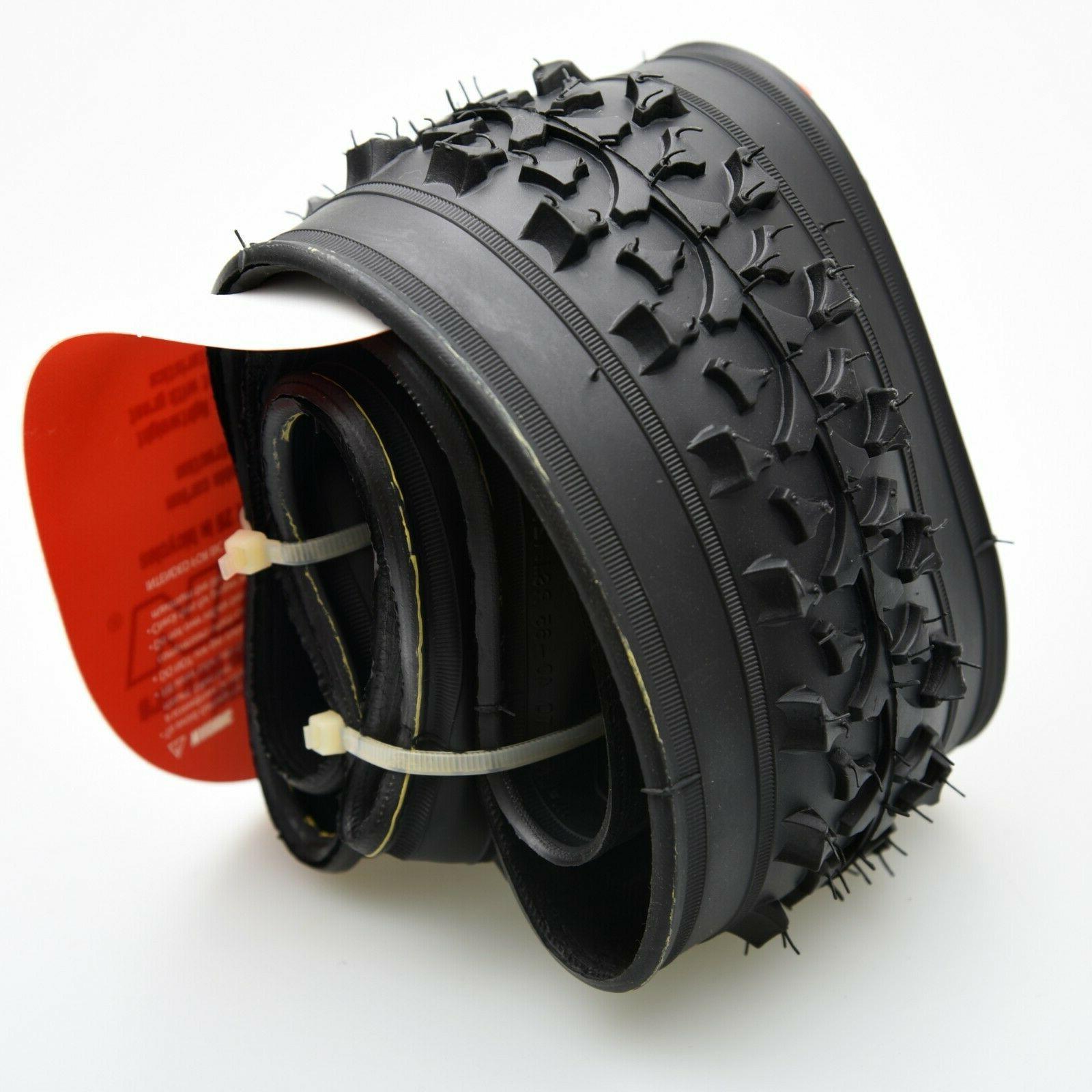 "Pair Bicycle Tires 26"" MTB Cycling"
