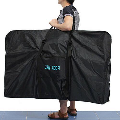 Bike Travel Bag Carry Transport Case Folding MTB Road Mounta