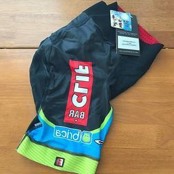 Giordana L Womens Cycling Race Shorts Black Alta Gel UPF 50