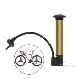 Mini Portable Bicycle Cycling Air Pump Bike Sports Ball Pump