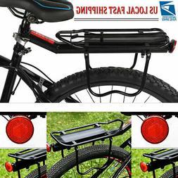Mountain Bike Bicycle Rear Seat Luggage Shelf Rack Carrier A