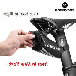 ROCKBROS Bicycle Saddle Bag Waterproof Road Bike Cycling Rea