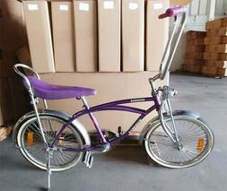 "20"" Lowrider Beach Cruiser Complete W/ 68 spoke Bike Bicycle"