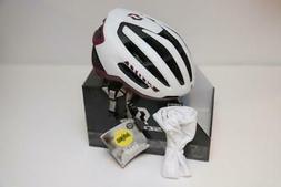 New Scott Fuga Plus MIPS Helmet Large Aero Road Bike White P