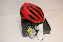 New Scott Fuga Plus MIPS Helmet Large Aero Road Bike Red Bla