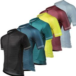 New Mens Cycling Jerseys Outdoor Sports Riding Shirts Quick